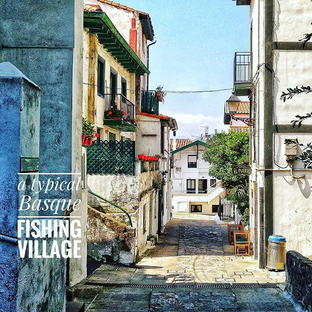 A typical Basque fishing village. What a #beautiful place! #insta #instapic #tour #tourist #happy #PicOfTheDay #magnificientShot #Sexy #holiday #MyStory #WorldTour #vacaciones #holidayporn #relax #OnTheRoad #HappyMoments #love #enjoy #family #fun #vacation #shopping #Summer #summerholiday #healthy #dream #DreamVacation  #fashion